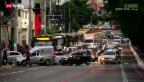 Video «WM: Streik der U-Bahn-Angestellten in Sao Paulo» abspielen