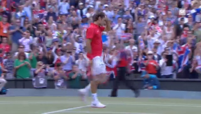London 2012: Final Federer-Murray, Highlights («sportlive»)