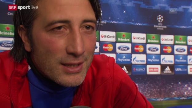 Video «Vorschau Basel-Steaua («sportlive»)» abspielen