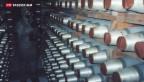 Video «Vernichtung von Chemiewaffen» abspielen