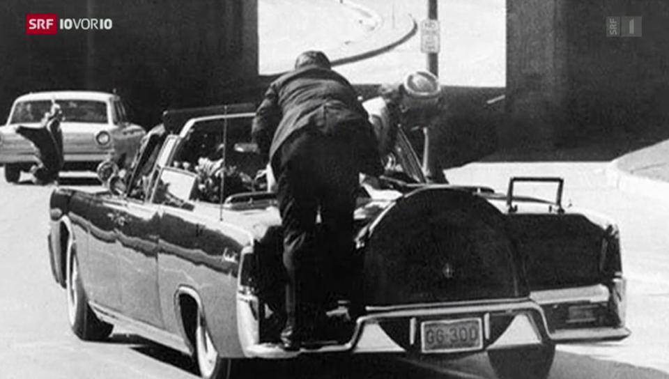 50 Jahre nach dem Kennedy-Attentat