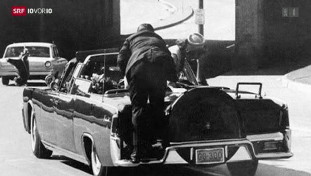 Video «50 Jahre nach dem Kennedy-Attentat» abspielen