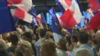 Video «Les Républicains formieren sich» abspielen