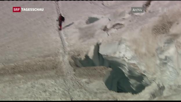 Video «Viele Bergunglücke im August» abspielen