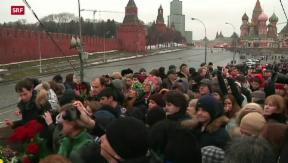 Video « Russischer Regierungskritiker in Moskau erschossen» abspielen