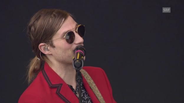 Video «Saint Motel - «Puzzle Pieces» Gurtenfestival» abspielen