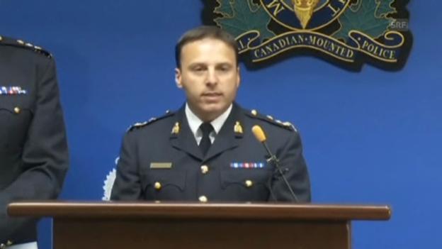 Video «Terror nach Al-Kaida-Vorbild in Kanada vereitelt (engl.)» abspielen