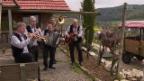 Video ««Krainerkameraden» mit «Fäschtfäger-Polka»» abspielen