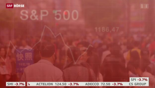 Video «SRF Börse vom 24.08.2015» abspielen