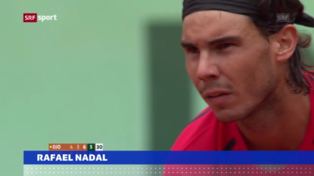 Video «Tennis: Nadal konzentriert sich auf Paris» abspielen