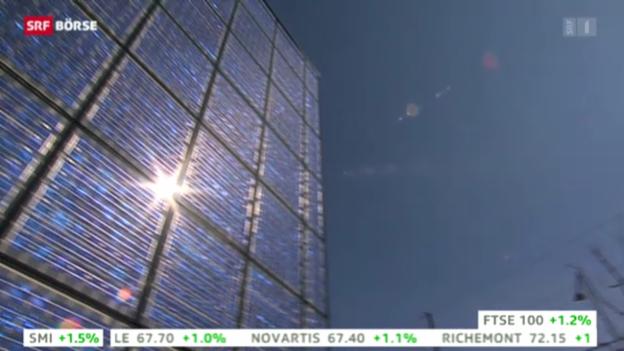 Video «SRF Börse vom 10.04.2013» abspielen