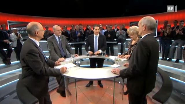 Schweizer Banken: Opfer oder Täter?