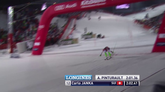 Video «Janka Slalom Superkombi» abspielen