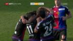 Video «Sion kann zuhause gegen Basel einfach nicht gewinnen» abspielen