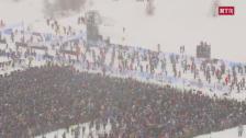 Laschar ir video «Il 50avel Maraton da skis engiadinais»