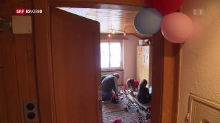 Video «Sarah und Nuran sind wieder zu Hause» abspielen