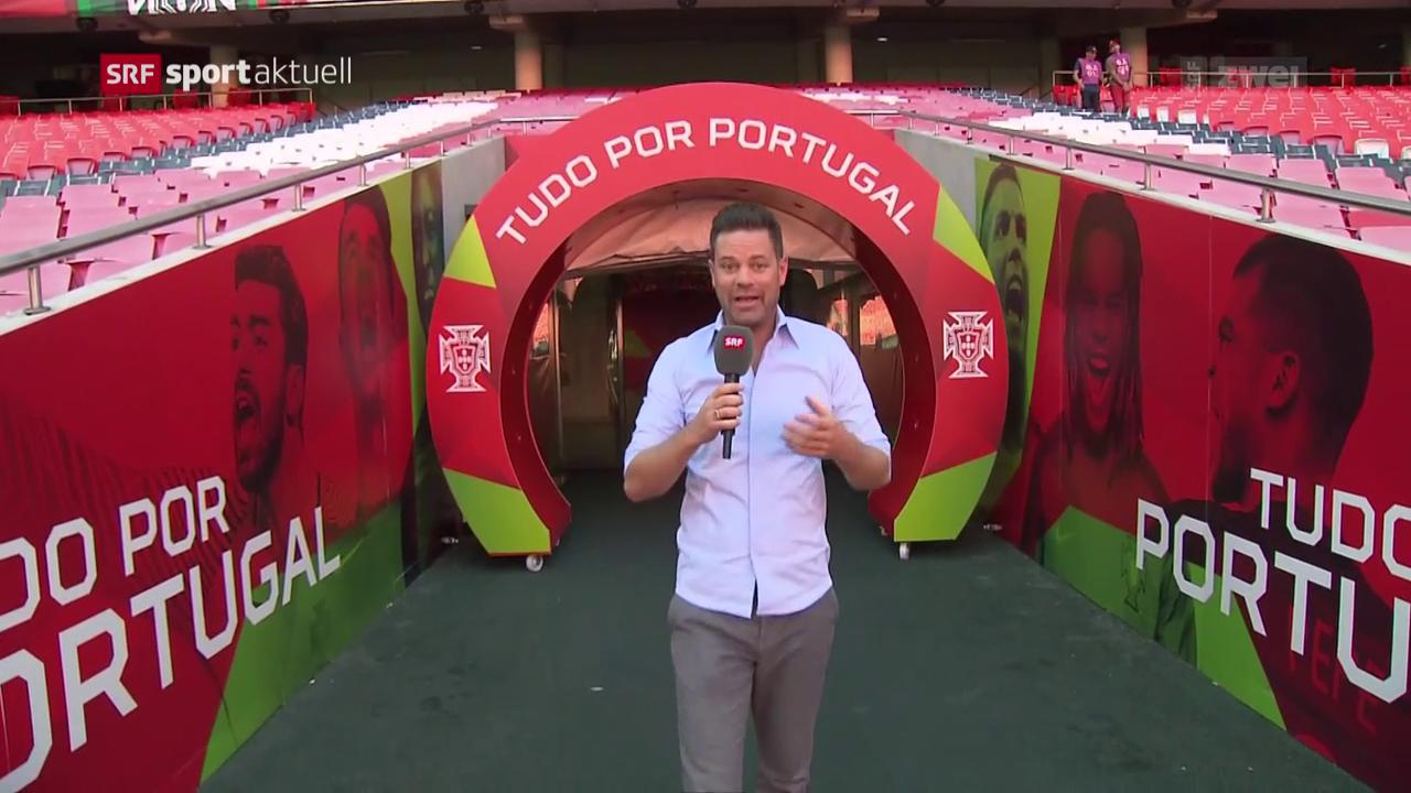 Lukas Studer mit ersten Einschätzungen aus Portugal