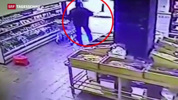 Video «Zwei Tote nach Anschlag in Tel Aviv» abspielen