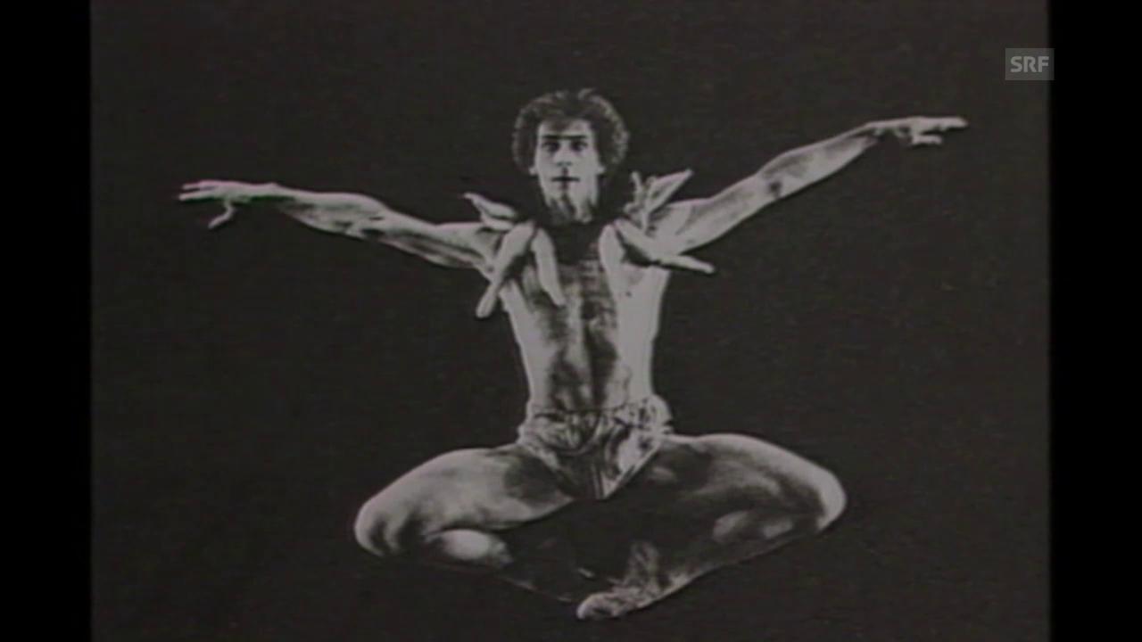 Wie erging es Ihnen als Balletttänzer – und: wie weiter?