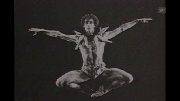 Video «Wie erging es Ihnen als Balletttänzer – und: wie weiter?» abspielen