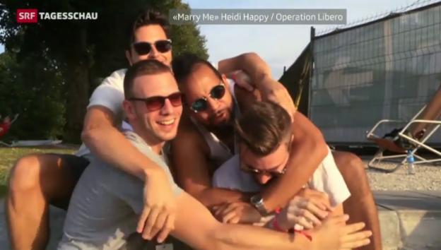 Video «Ja zur «Ehe für alle»» abspielen
