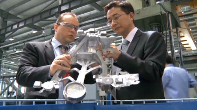 Schweizer Auto-Zulieferer: Ausweg China