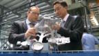 Video «Schweizer Auto-Zulieferer: Ausweg China» abspielen
