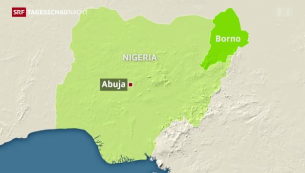 Video «Neue Massaker in Nigeria» abspielen