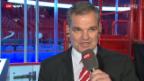 Video «Nati-Coach Sean Simpson vor dem Spiel gegen Norwegen» abspielen