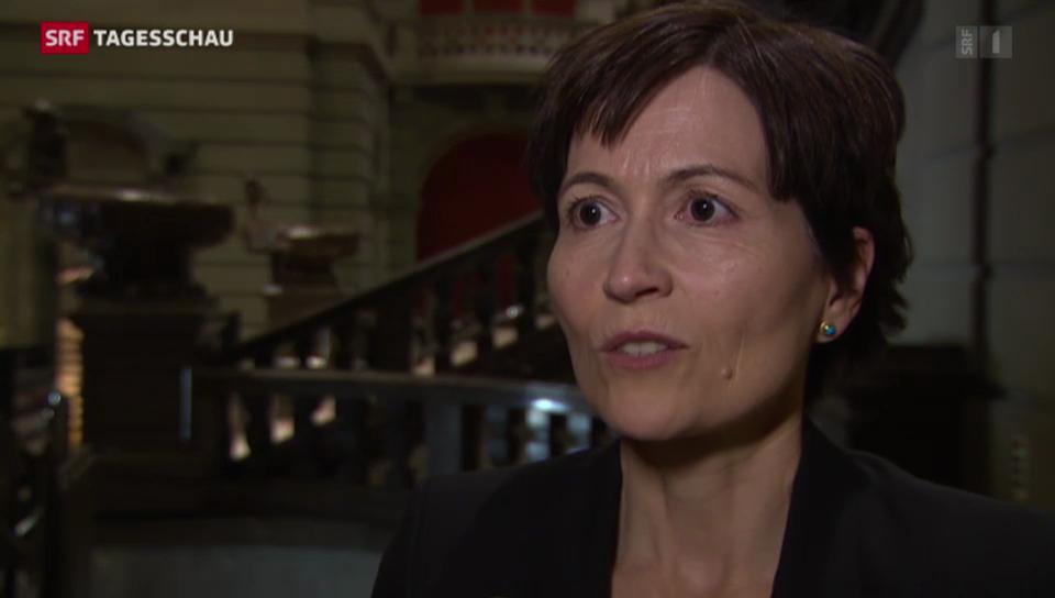 Co-Präsidentin Regula Rytz zu Müller