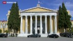 Video «Kann Griechenland wieder auf eigenen Beinen stehen?» abspielen