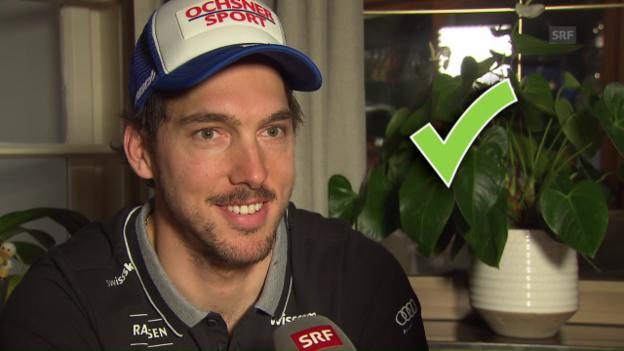 Video «Janka: Letzter Schweizer RS-Weltmeister? «Das müsste ich sein»» abspielen