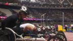 Video «Bojan Mitic fährt an der Para-WM auf Rang 6» abspielen