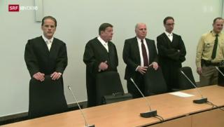 Video «Uli Hoeness vor Gericht» abspielen