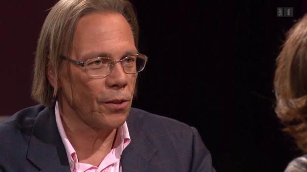 Video «Harald Welzer: Unsere Freiheit ist bedroht» abspielen