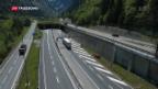 Video «Was bedeutet eine höhere Brenner-Maut für die Schweiz?» abspielen