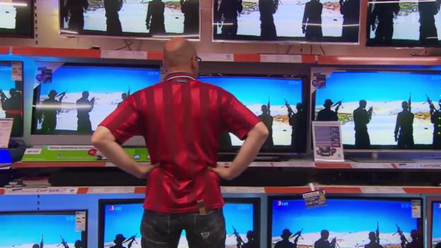 Video «TV-Geräte im Test: Oft flach im Ton» abspielen