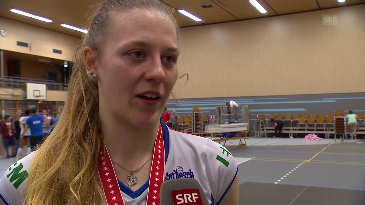 Maja Storck: «Es war sehr knapp»