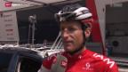 Video «Rad: Freud und Leid beim Schweizer IAM-Team an der TdF» abspielen