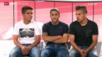 Video «Studiogäste: Die Gebrüder Rodriguez, 1. Teil» abspielen
