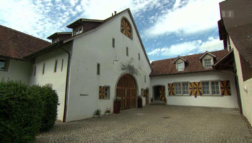 Kanton Aargau– Tag 5 – Schloss Böttstein, Böttstein