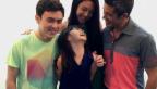 Video «Karrierehoch: Zwei TV-Rollen für Max Loong» abspielen