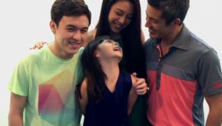 Video «Karrierehoch: Zwei TV-Rollen für Max Loong » abspielen