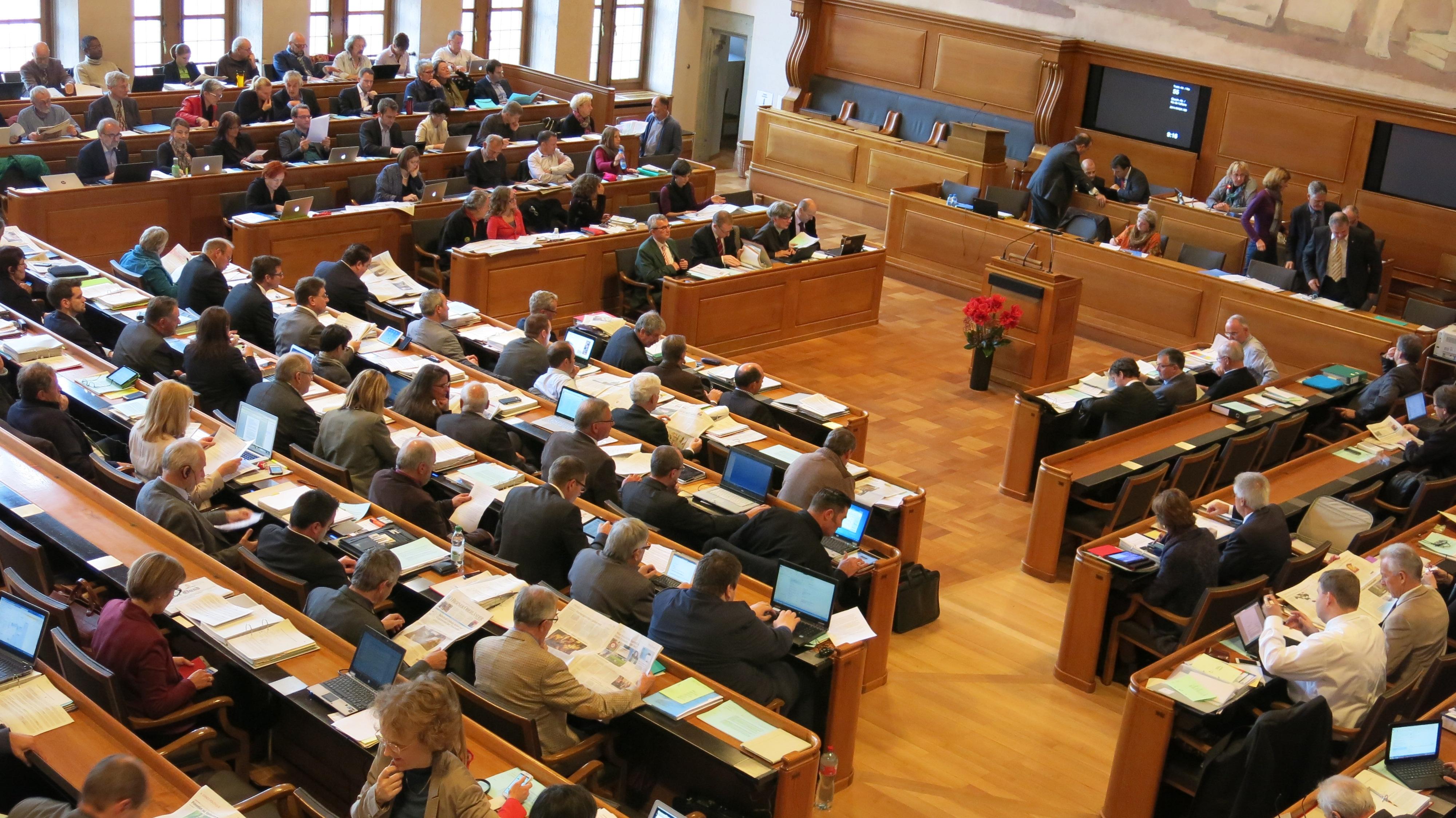 So verlief im Kantonsparlament die Debatte über den Mindestlohn