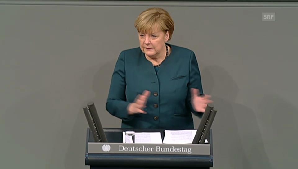 Merkel will stärkere Währungsunion