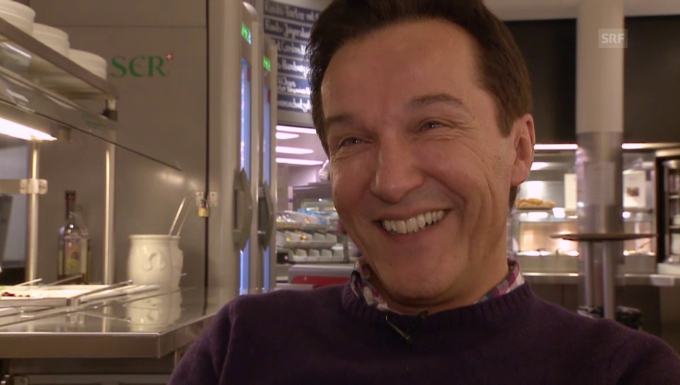 Philippe Roussel: Schauspieler aus Leidenschaft