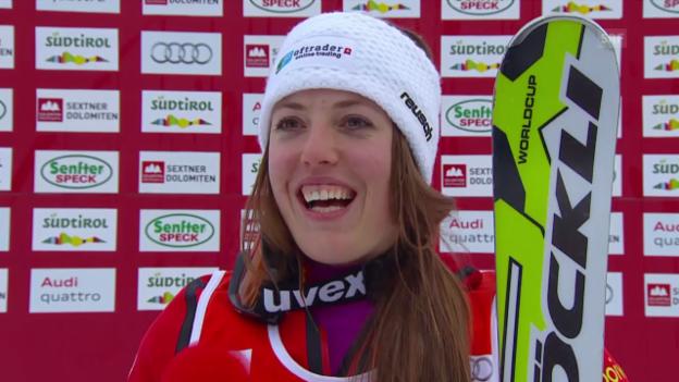 Video «Interview mit Katrin Müller (22.12.13)» abspielen