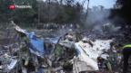 Video «Flugzeugabsturz auf Kuba» abspielen
