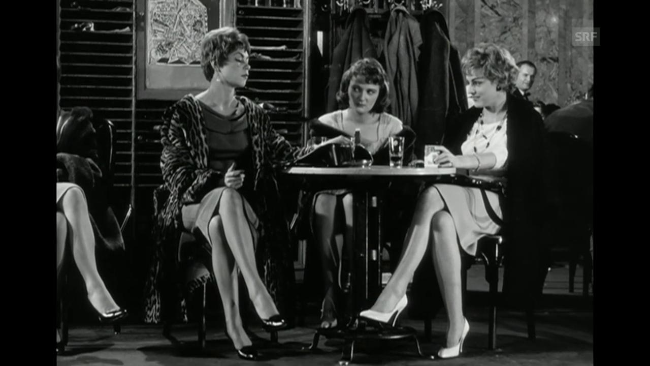 «Café Odeon», 1959 (Filmausschnitt)