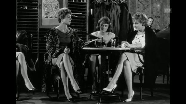 Video ««Café Odeon», 1959 (Filmausschnitt)» abspielen